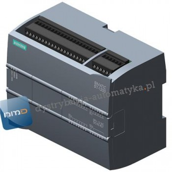 SIMATIC S7-1200, CPU 1215C DC/DC/PRZEKAŹNIK, INTER
