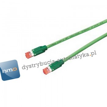 SIMATIC NET INDUSTRIAL ETHERNET TP CORD RJ45/RJ45,
