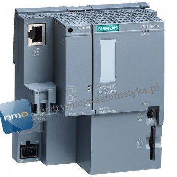 SIMATIC ET 200SP, JEDNOSTKA CENTRALNA CPU 1512SP-1