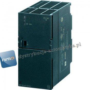 SIMATIC S7-300, ZASILACZ PS 307, NAPIĘCIE WEJŚCIA: