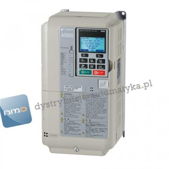 FALOWNIK WEKTOROWY A1000, MOC: 55/75KW (HD/ND), 11