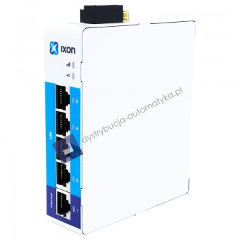 IXrouter3 3G, 1 port WAN, 4 porty 1GbE LAN s