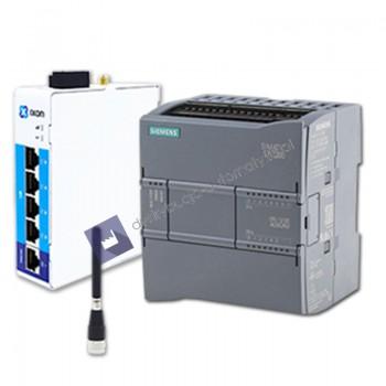 IXON IXrouter3 4G/LTE + SIEMENS S7-1200 1212