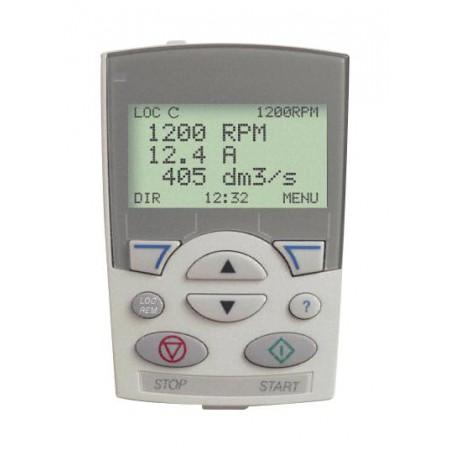 ACS-CP-C Basic Control Panel - podstawowy panel sterowania do przemienników serii ACS310, ACS350, ACS355, ACS550