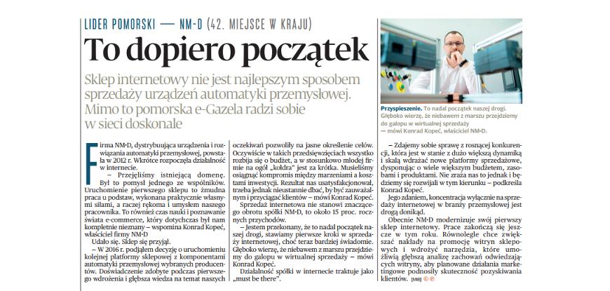 Wywiad Konrad Kopeć
