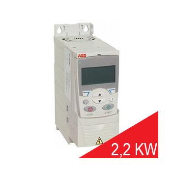 ACS310-03E-06A2-4 FALOWNIK ACS310, 2,2KW/6,2A/400V, IP20