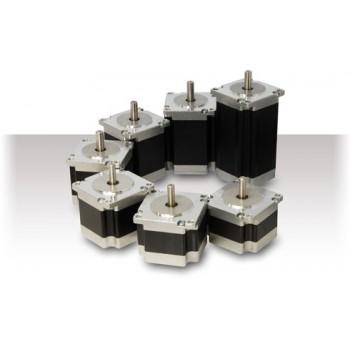 Silnik krokowy (2 fazy 1.8°), NEMA 23 (0.55Nm 0.62