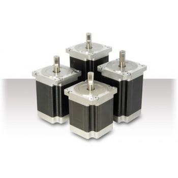 Silnik krokowy (2 fazy 1.8°), NEMA 34 (4.4Nm 5.6A)