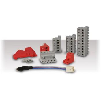Elastyczny przewód o przekroju 0.35mm2, M12 kodowa