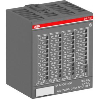 1SAP450700R0001 AC500-XC, DA501-XC:S500, Moduł wej