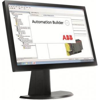 1SAS010008R0102 AUTOMATION BUILDER, DM208-PAC, Lic