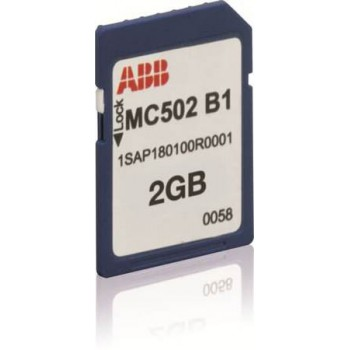 1SAP180100R0001 AC500, MC502:AC500, karta pamięci