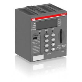 1SAP151000R0278 AC500, PM5670-2ETH:AC500 V3, STERO